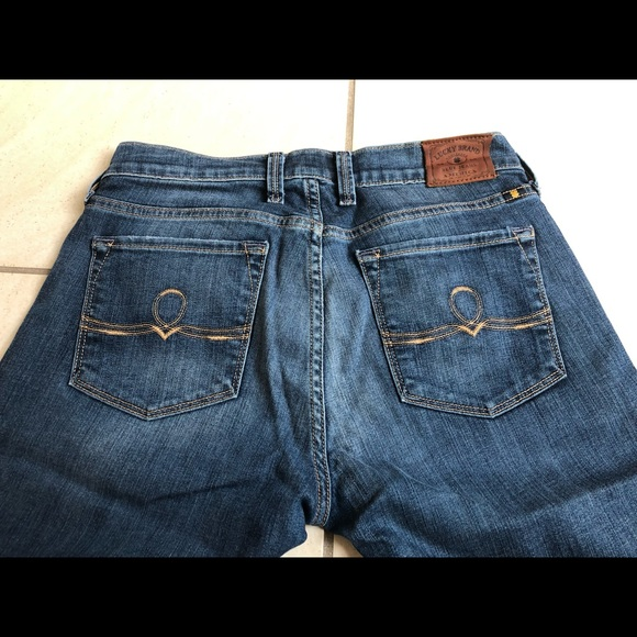 Lucky Brand Denim - Lucky Brand Sofia Straight Leg Denim